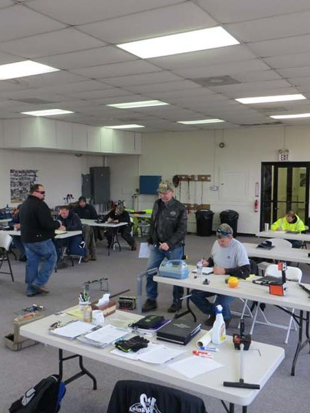 Utility Locator Training Classes